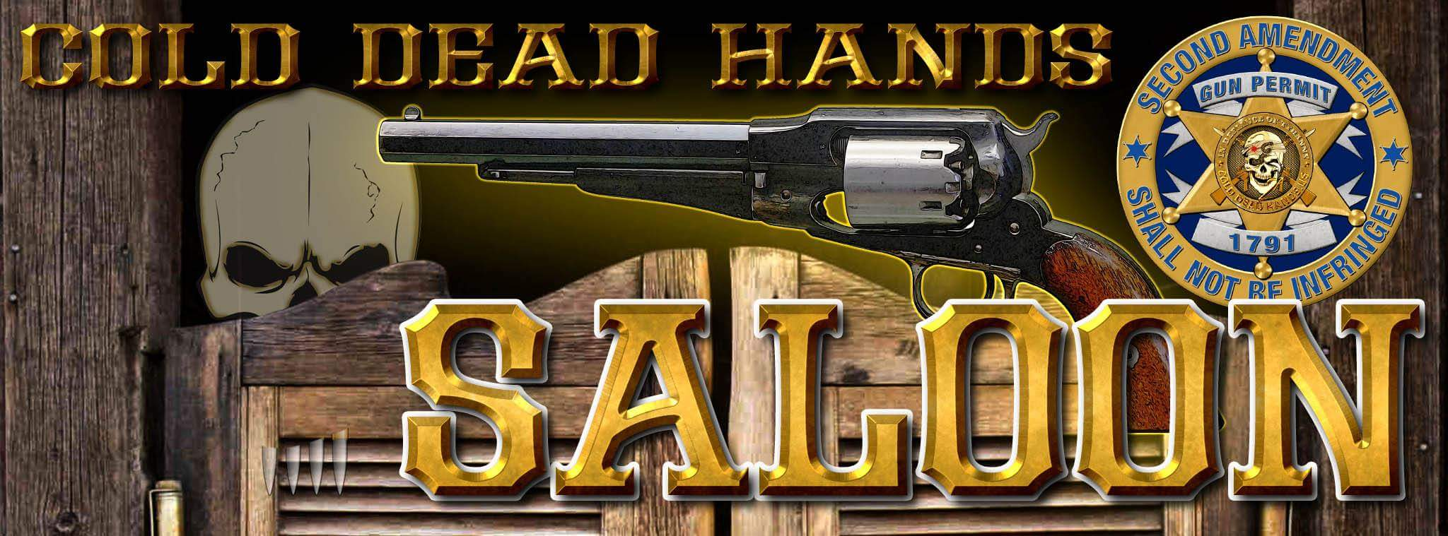 Cold Dead Hands Saloon