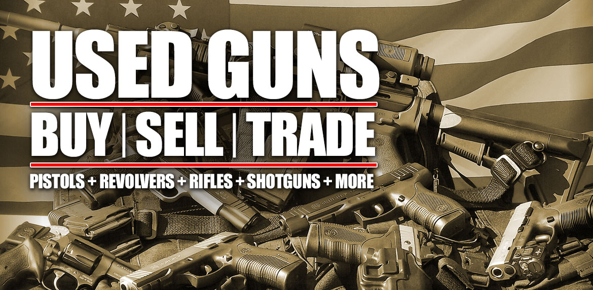 Used Guns in Store