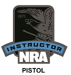 NRA Pistol Instructor